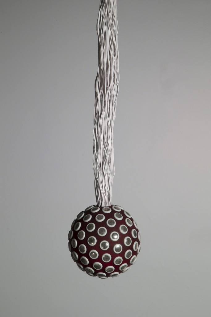 Rafael Lozano-Hemmer, 'Sphere Packing: Henryk Mikołaj Górecki,' 2014, Carroll / Fletcher