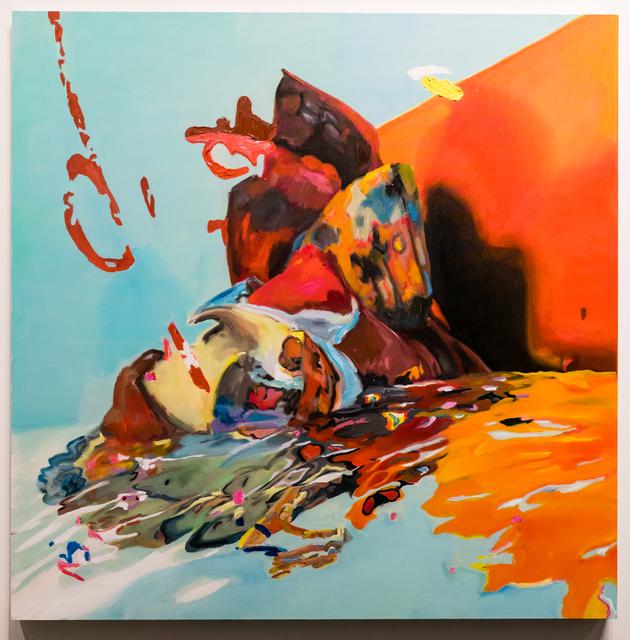 , 'Majora's Mask,' 2016, ZieherSmith