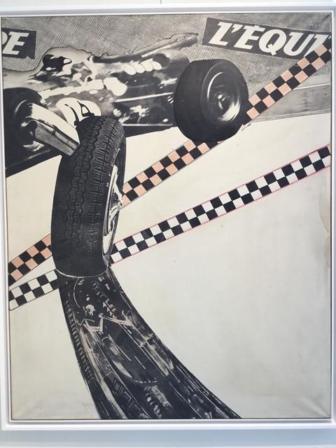 , 'Suivez la roue,' 1967, TAG TheArtGallery