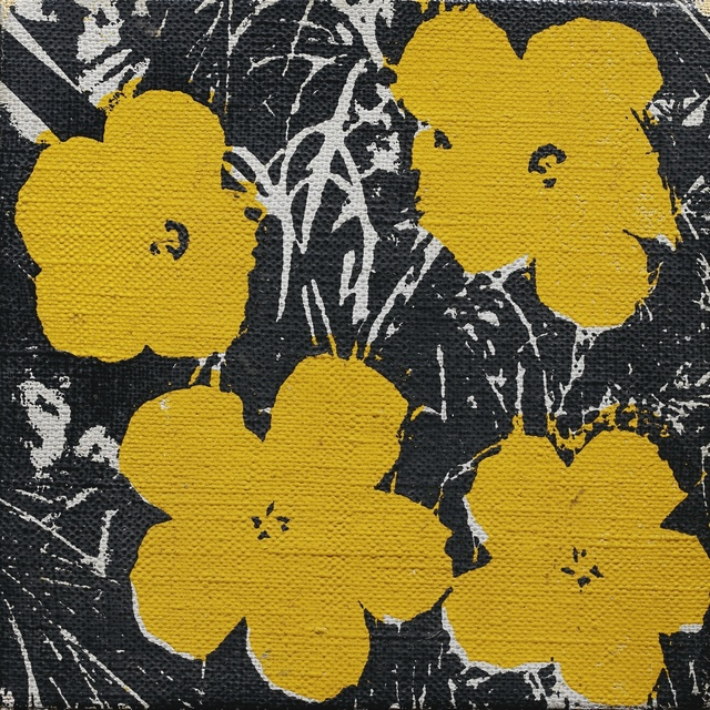 Andy Warhol, 'Flowers', Sotheby's