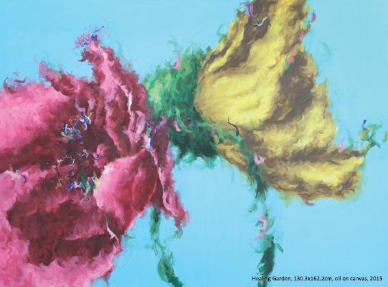 , 'Healing Garden,' 2015, Artspace H