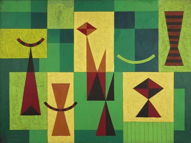 , 'Untitled,' 1954, El Museo del Barrio