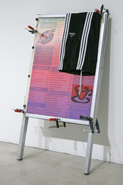 , 'Men in uniform,' 2013, Galerie Krinzinger