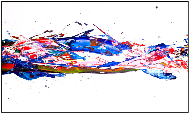 , 'Splash of Colour II #119,' 2018, Peter Triantos Galleries
