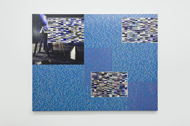 , 'Ulises (plano de viaje),' 2004-06, Christopher Crescent