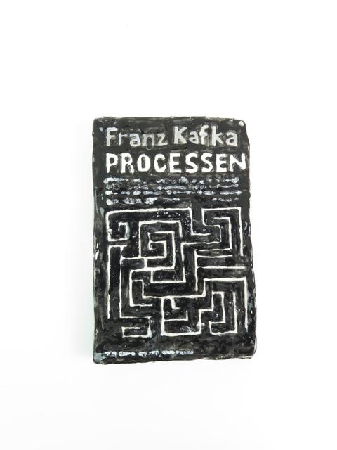 , 'Franz Kafka, Processen,' 2018, V1 Gallery