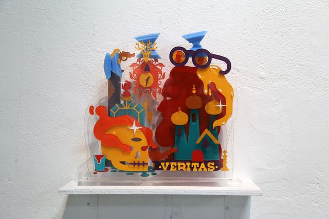 , 'Weird Collector I,' 2014, Underdogs Gallery