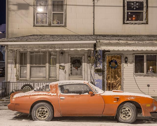 , 'Present, East Lloyd Street, Shenandoah, Pennsylvania,' 2015, ClampArt
