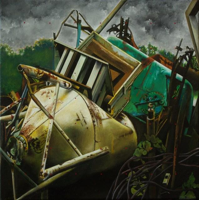 György Jovián, 'Ruin Study II.', 2013, Faur Zsofi Gallery