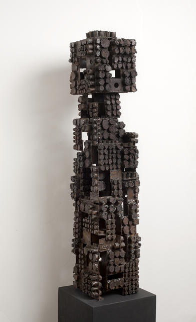, 'Untitled Totem,' 1962, Donzella 20th Century Gallery