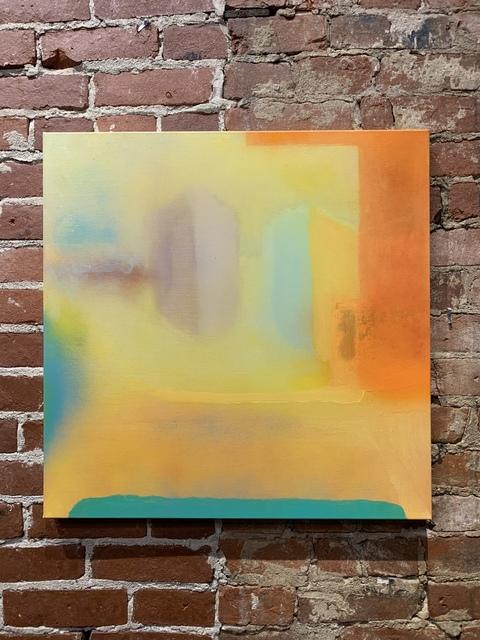 Jonathan Hittner, 'Still Life (Yellow)', 2019, Mason-Nordgauer Fine Arts Gallery