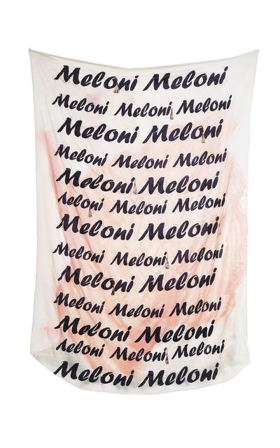 , 'MELONI MELONI #3,' 2014, LRRH_