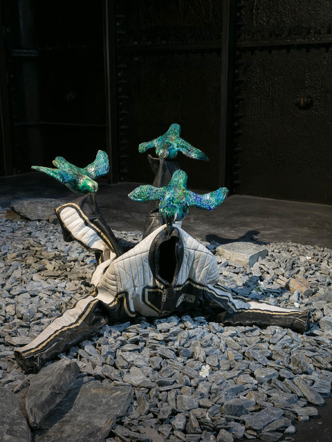 Kris Lemsalu, 'Biker', 2018, Koppe Astner