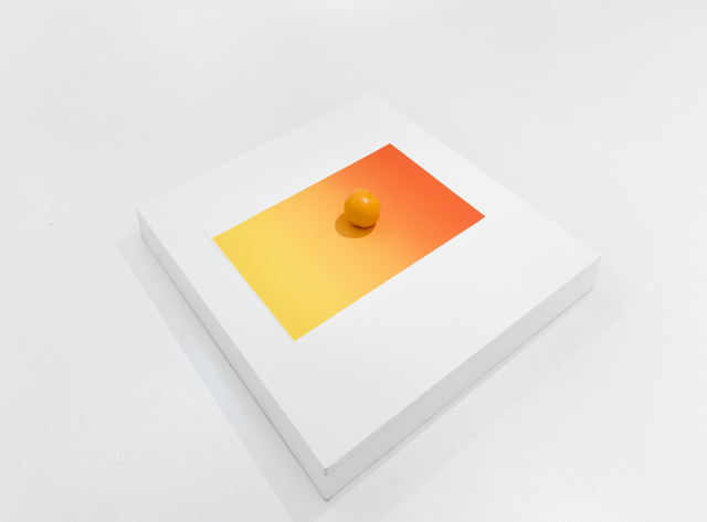, 'Orange,' 2016, Galeria Raquel Arnaud