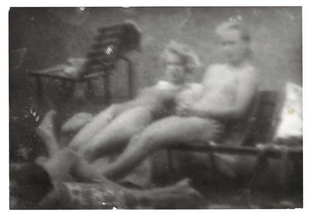 Miroslav Tichý, 'UNTITLED', 1950 -1980, Galerie Christophe Gaillard