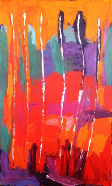 , 'Kulata Tjuta,' 2015, Alcaston Gallery
