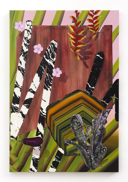 , 'Praiana,' 2017, Zipper Galeria