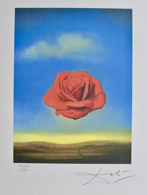 Salvador Dalí, 'Rose méditative', ca. 1980, ByNewArt