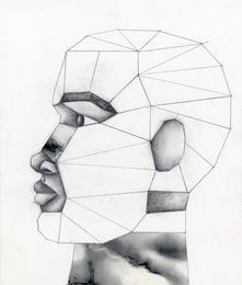 Head Study, Figure Plate, 4
