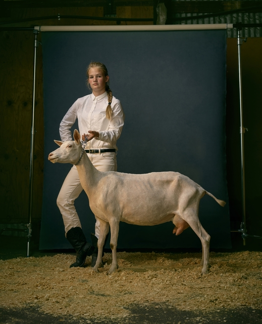 , 'Tait and Evie, Anoka County Fair, Minnesota, 2016,' 2016, Burnet Fine Art & Advisory