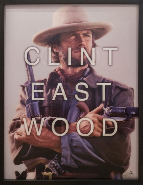, 'Clint Eastwood / Old West Action,' 2015, HG Contemporary