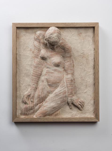 , 'Bandaged Figure No.5,' 2018, Gazelli Art House