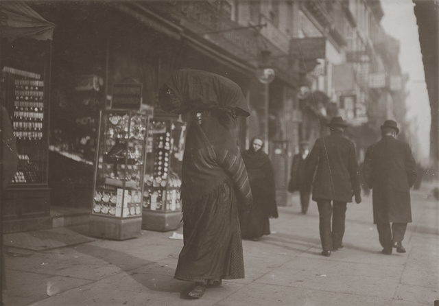 Lewis Wickes Hine, 'On the Bowery, New York City, New York', 1912, Photography, Gelatin silver print, Robert Klein Gallery