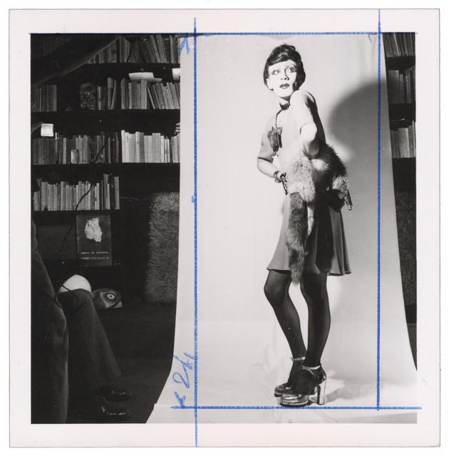 , 'Piège pour un travesti / Piège pour un travesti,' 1972, Galerie Christophe Gaillard