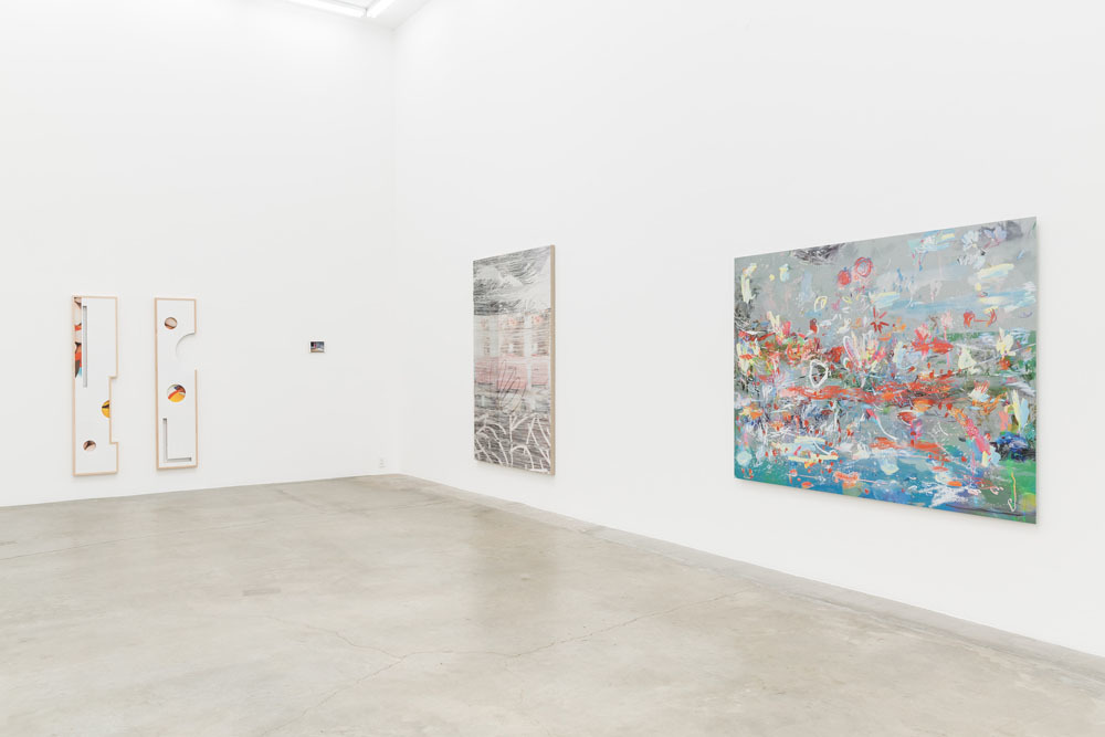 Catfish, Installation view, 2015