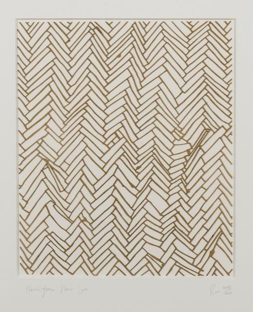 Rachel Whiteread, 'Herringbone Floor', 2001, Forum Auctions