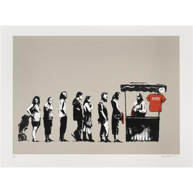 , 'Festival (Destroy Capitalism) ,' 2006, Maddox Gallery