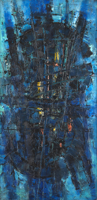 , 'Blue Constellation,' ca. 1954, Whitford Fine Art