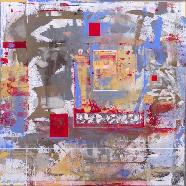 Mary-Ann Prack, 'Friewalk', 2016, Gallery at Zhou B Art Center