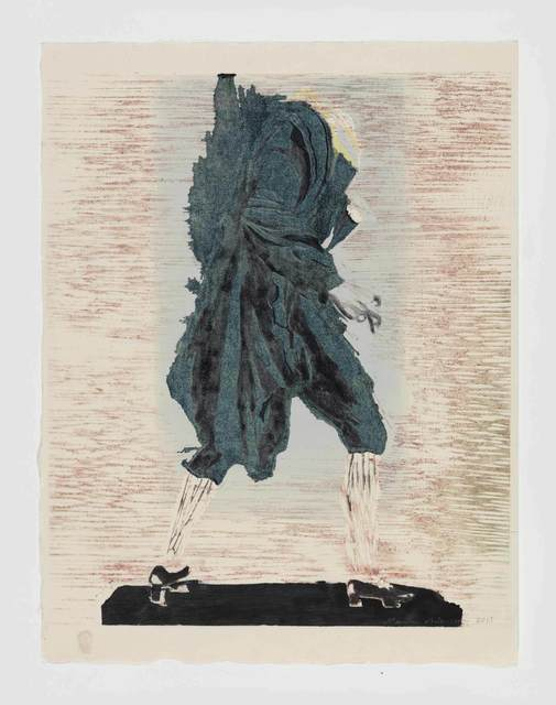 , 'Headless Man in Jacket,' 2015, Stephen Friedman Gallery