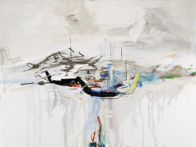 , 'Harbor,' 2017, Wally Workman Gallery