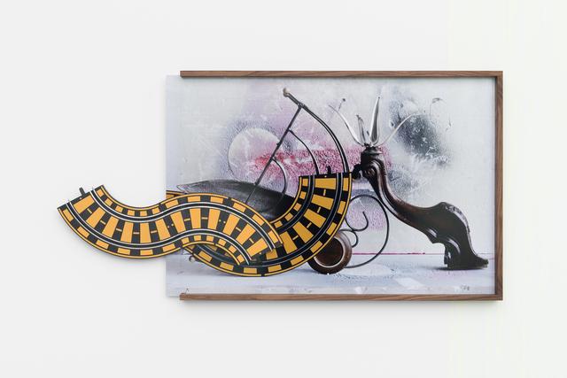 , 'Carrera Rousseau,' 2016, Hopstreet
