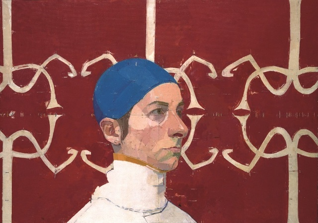 , 'Sue Wearing a Blue Swimming Cap,' 1978-1980, Browse & Darby