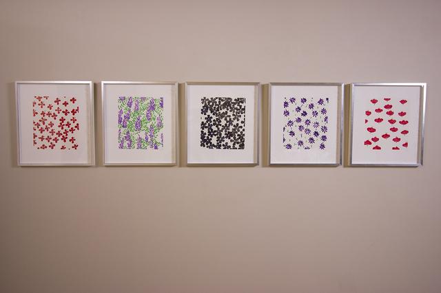 , 'Wallflowers collection II,' 2007, HOHMANN