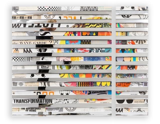 James Verbicky, 'Citta Samtana Metonymy Diptych 1,' 2015, Joanne Artman Gallery