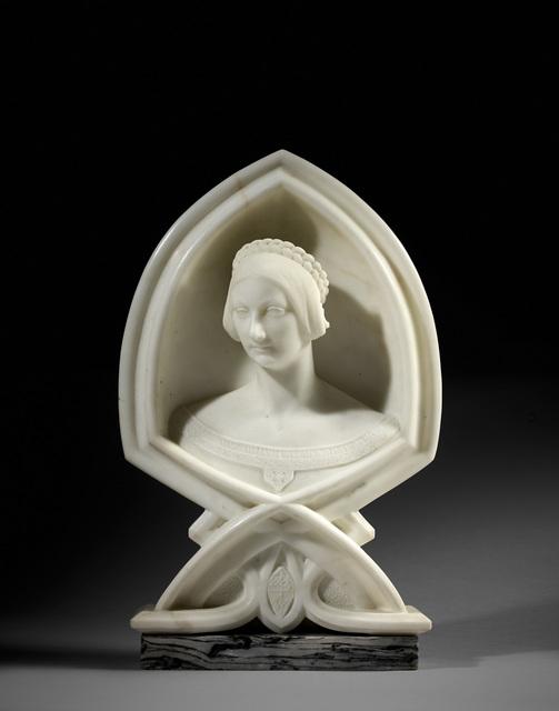 , 'Portrait of Anne Lindsay,' ca. 1840, Didier Aaron