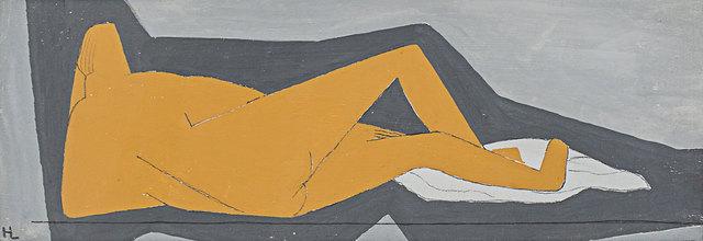 , 'Femme Nue Allongée,' 1937, Rosenberg & Co.