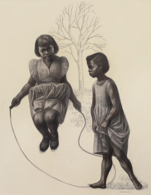, 'Skipping,' 1960, Michael Rosenfeld Gallery
