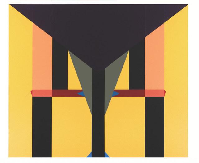 , 'Acrylic No. 2,' 2013, Durban Segnini Gallery