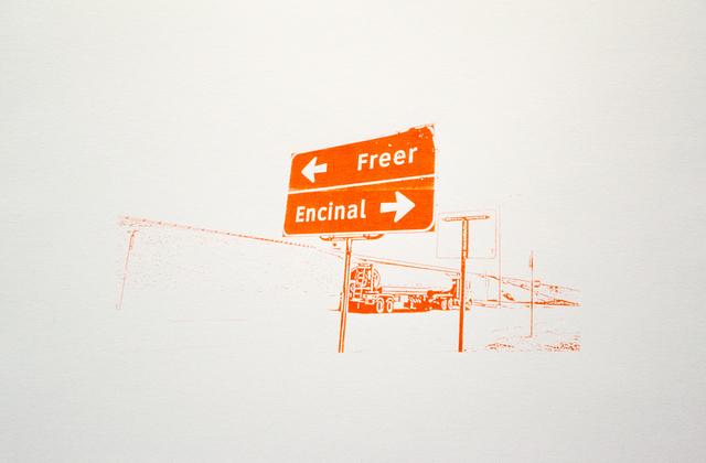 , 'Freer Encinal,' 2014, Ruiz-Healy Art