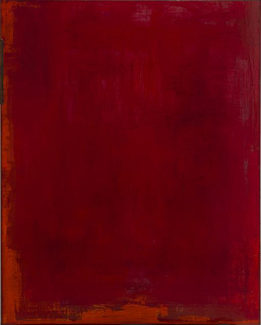 , 'Love Dipped in Red,' 2018, M.A. Doran Gallery