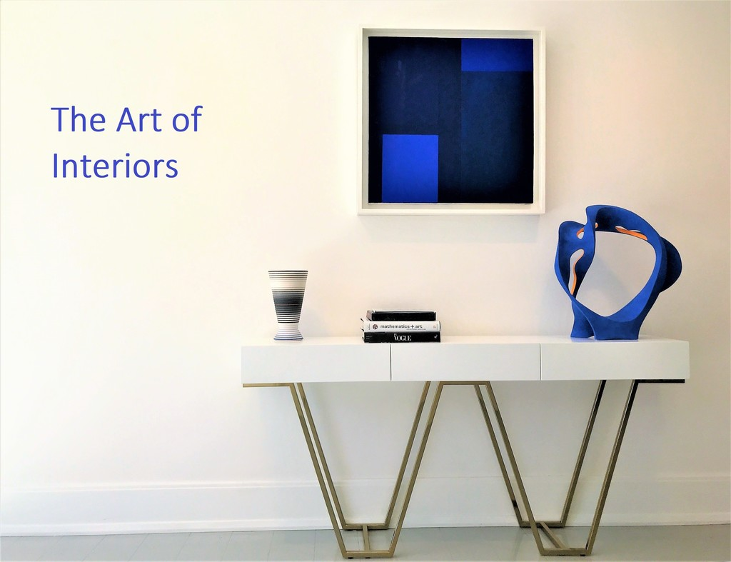 Painting by Jane Goodwin.  Sculpture by Jin Eui Kim and Matt Sherratt. 