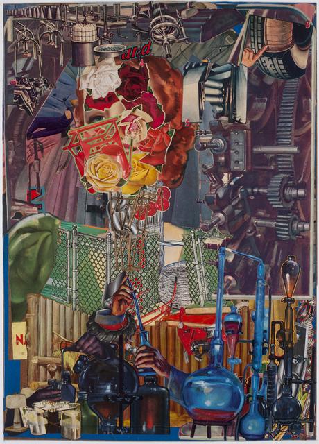 , 'Mechanical Girl #5,' 2016, TAI Modern