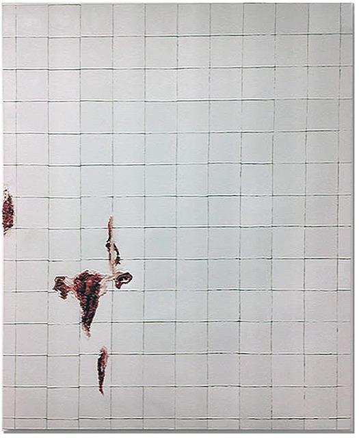 , 'Parede com Tripas,' 2001, Studio Nóbrega