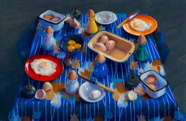 , 'Eggs,' 1995, Vose Galleries