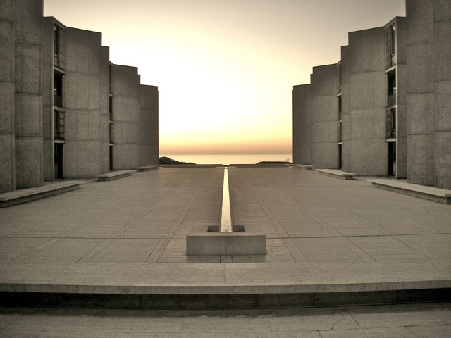 Louis Kahn, 'Salk Institute for Biological Studies,' 1959-1966, Art History 101